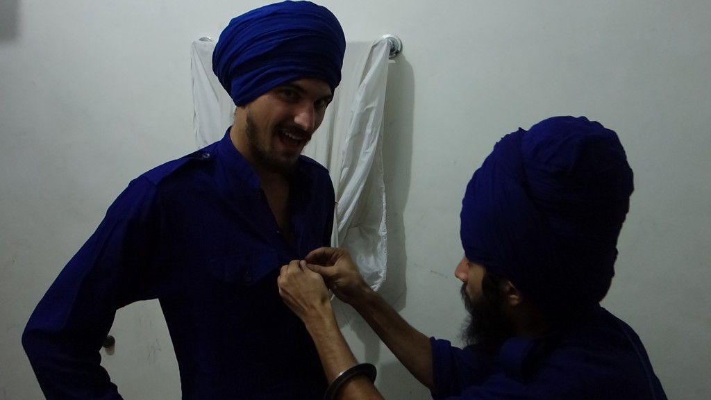 becoming Sikh